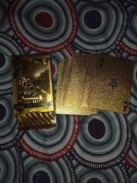 Cartas doradas