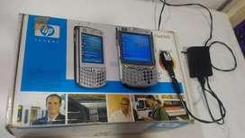 Hp pocket pc Phone repuestos o colección leer descripción.
