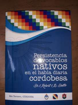 Persistencia de Los Vocablos Nativos