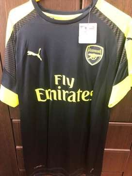 Camiseta Alternativa Arsenal Inglaterra