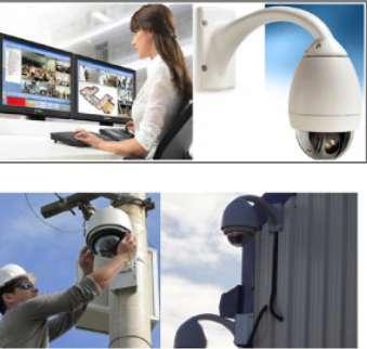 Suministro e instalación de cámaras de video vigilancia 0