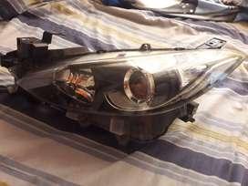 Farola Izquierda Mazda 3 Skyativ