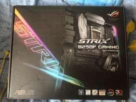Combo board Asus strix B250F Gaming y Procesador intel i5 7400