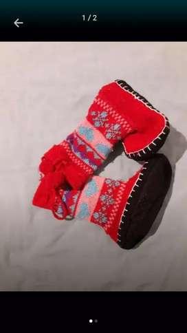 Pantuflas nena 25 con aislante