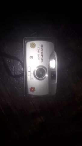 Vendo cámara fotográfica