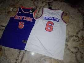 Jerseys de los New York NBA