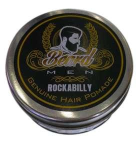 Cera Peinar Barba Beard Men Rockabilly Ayuda Peinar