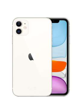 Iphone 11 de 128 GB  factura Mac center