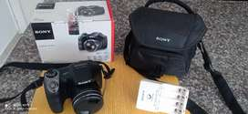 Camara fotografía Sony H300