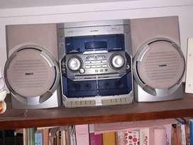 Equipo de audio Phillios