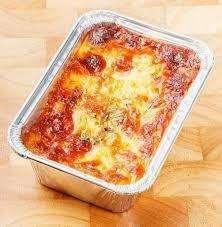 Lasagña Mixta - 450 gr Deliciosa