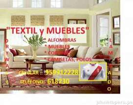 Arequipa..ALFOMBRAS..A.S.A.  (Textil y Muebles)