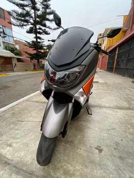 Vendo Yamaha 155 cc a 9000 soles