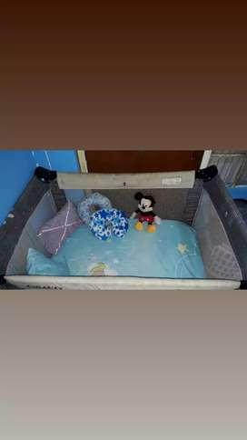 Cuna-corral para niño (negociable)