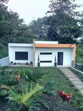Casa nueva en Villeta