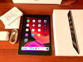 vendo iPad air space gray con caja y accesorios originales