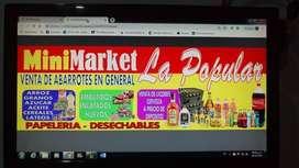 mini market la popular