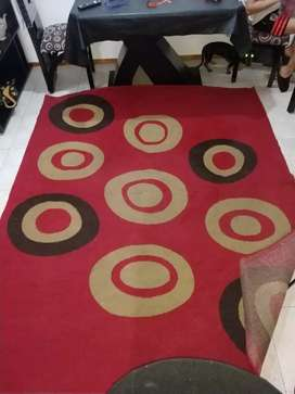 Vendo alfombra usada en buen estado