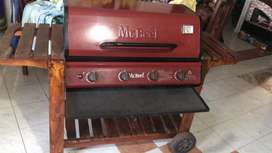 Parrilla horno a gas Mr Beef NEGOCIABLES