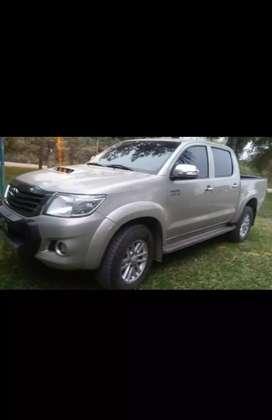 Toyota srv pana 4x2 2014 $1.300.000