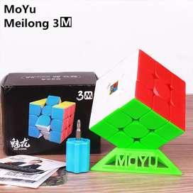 Meilong 3m Cubo Rubik Magnetico Moyu Cubing Classroom Speed