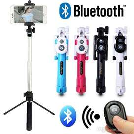 Tripod con Control Bluetooth para Fotos y Videos