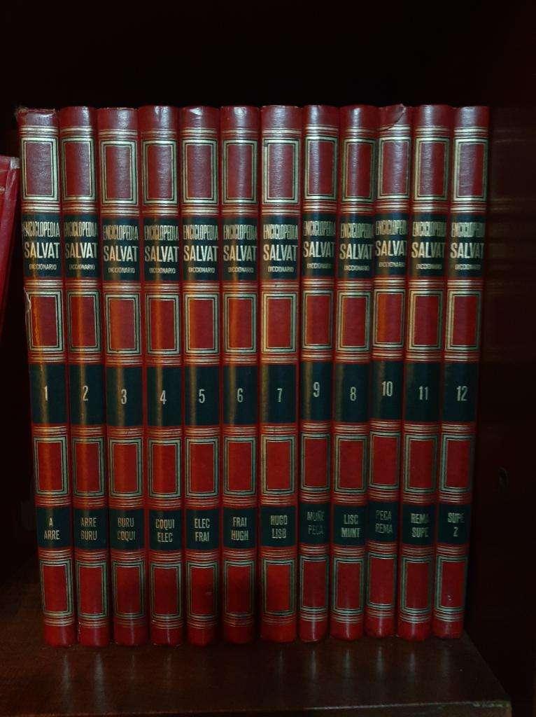 Enciclopedia Salvat 12 Tomos 0