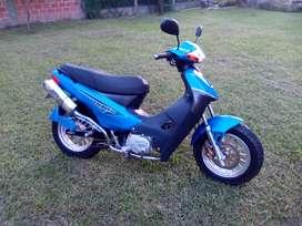 Vendo o Permuto por moto de 150cc de igual  valor