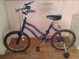 Bicicleta rod. 16