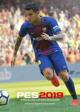 El gamer Fifa 2019 Pes 2019 original juego