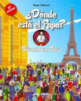 Dónde Está El Papa, ROGER HÉBRARD, Segunda Edición