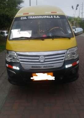 Vendo furgoneta amarilla de expreso escolar