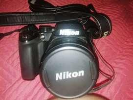 Vendo cámara Nikon P100