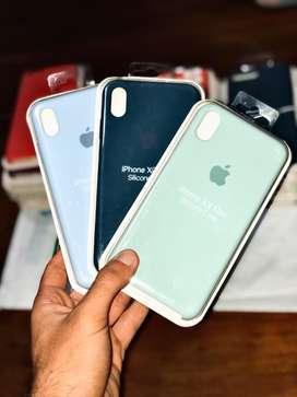 Vendo silicon case para iphone