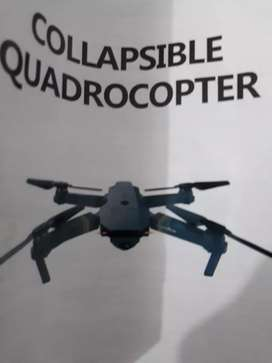 Dron Collapsible Quadropter