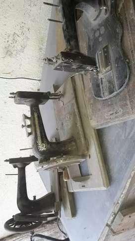 Máquinas de cocer antiguas