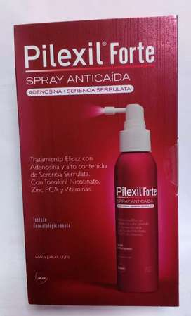 SPRAY PILEXIL FORTE 120ml ANTICAIDA DE LABORATORIO LACER