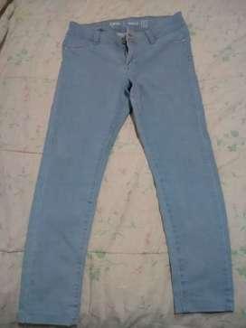 Jean elastizado