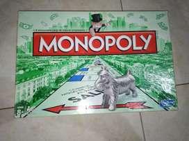 Juego MONOPOLY (ORIGINAL)