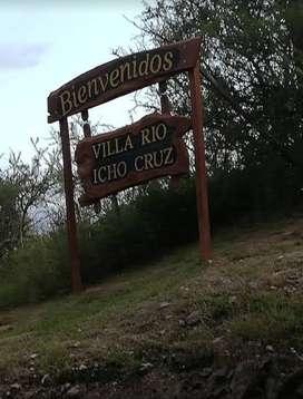 Terreno en villa río ocho Cruz