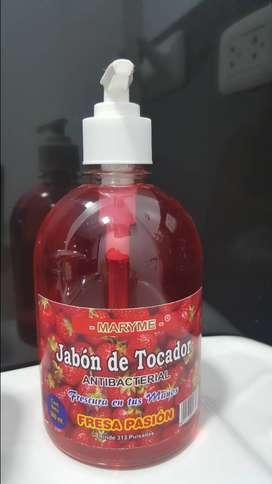 JABON LIQUIDO DE TOCADOR