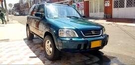 Honda Crv mecánica 1998 con sunroof