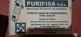 purificador de combustible