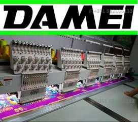 DAMEI Sevicio Técnico y Mantenimiento de Bordadoras Computarizadas