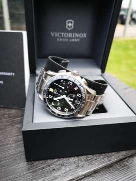 Reloj victorinox en titanio