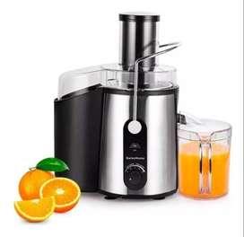 Extractor de jugo o exprimidor de naranjas.