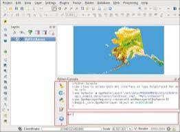 Se requiere programador en sistemas con conocimiento en Python en QGIS