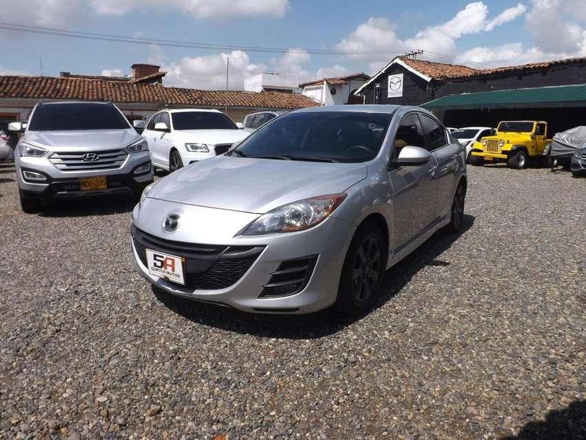 Mazda 3 All New Automatico 2012 0