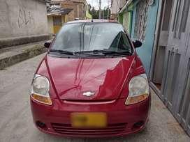 Chevrolet spark modeló 2012 ,