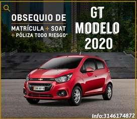 SPARK GT 2020 0 KILOMETROS